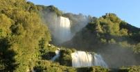 Wodospad Cascate delle Marmore