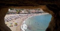 Plaża hipisów - Matala