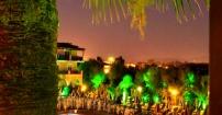 noc w Laganas