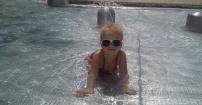 Zabawa w basenie :)