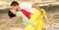 Hollywoodzki pocałunek:)