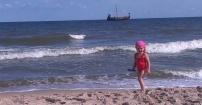 Pierwszy raz na plaży