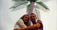 Zakochani pod palmą