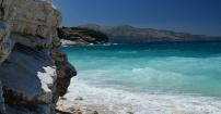 Plaża w Albanii