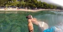 Chill na wodzie