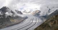 Największy lodowiec Europy