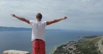 wakacje 2014 Omiš - Twierdza Fortica