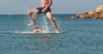 Chodzący po wodzie...