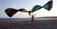 Kitesurfing- lovesurfing!