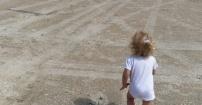 """""""Gra o Torn"""" na plaży w Danii"""