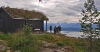 Norwegia- Varden punkt widokowy