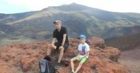 Śniadanie na wulkanie - Etna
