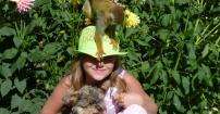 Z małpką za pan brat :)