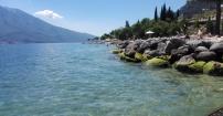 Błękit jeziora